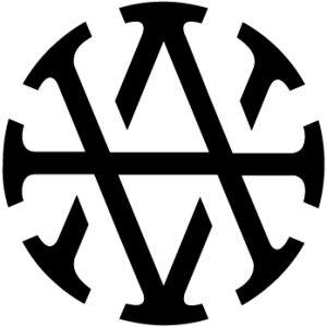Ansum and Ash logo